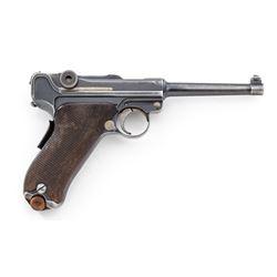 1906 American Eagle Luger, by DWM