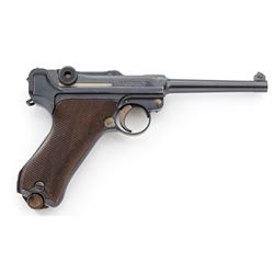 1923 Stoeger American Eagle Luger, by DWM