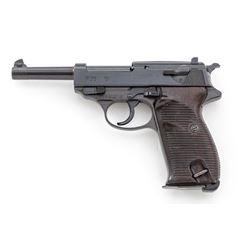 Mauser (byf-43) P.38 Semi-Auto Pistol