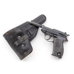 Post-war French made P.38 SVN45 Semi-Auto Pistol