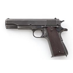 WWII 1911-A1 Semi-Auto Pistol, by Ithaca