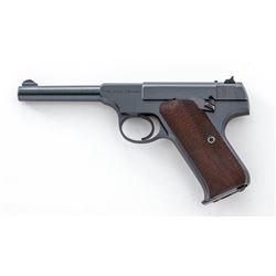 Colt Pre-War Woodsman Semi-Auto Sporting Pistol