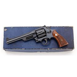 SW Model of 1950 .44 Target Double Action Revolver
