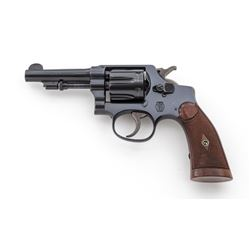 SW .32 Hand Ejector 3rd Model Revolver