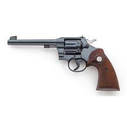 Colt Pre-War Officer's Model Double Action Revolver