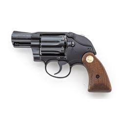 Colt Agent Double Action Revolver