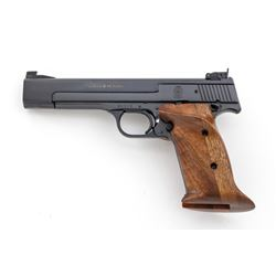 SW Model 41 Semi-Auto Target Pistol