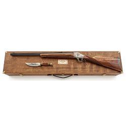 Cased Commem. Browning Bicent'l 1876-1976 Set