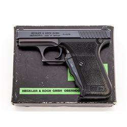 Heckler  Koch P7 Semi-Automatic Pistol