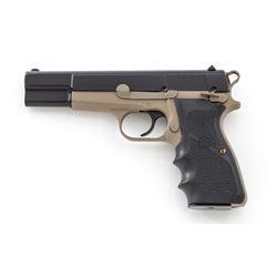 Customized Browning High-Power Semi-Auto Pistol