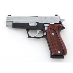 Custom Sig Sauer P220 Semi-Automatic Pistol