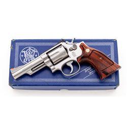 SW Model 66-1 Combat Magnum Revolver