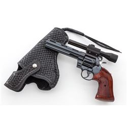Target Modified Colt Python Double Action Revolver