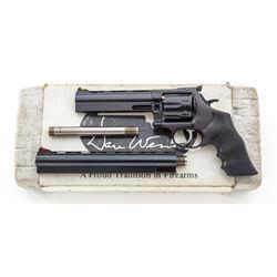 Dan Wesson Model 44VH Double Action Revolver