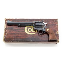Colt 3rd Gen. New Frontier Single Action Army Revolver