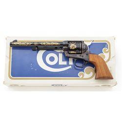 Colt ''Winchester/Colt'' 1984 Commem. Single Action Army Revolver