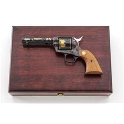 Cased Colt Buffalo Bill's Wild West Show Revolver