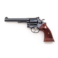 SW 14-3 K-38 Target Masterpiece Revolver