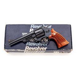 SW 25-5 (1955 Target Model) Revolver