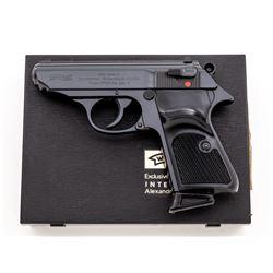 Walther/Manurhin Model PPK/S Semi-Auto Pistol