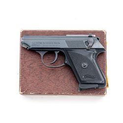 West German Walther Model TPH Semi-Auto Pistol