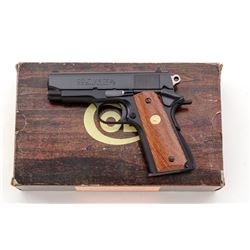 Rare Lew Horton Colt Lt. Commander Series 80 Pistol