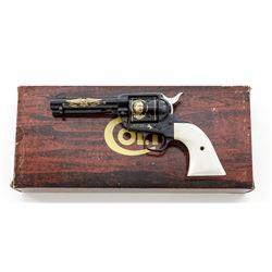 Colt John Wayne Comm. Single Action Army Revolver