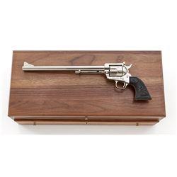 Cased Colt Ned Buntline Commem. Single Action Army Revolver