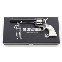 Cased Colt Wild Bill Hickok Revolver