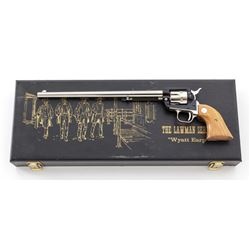 Cased Colt Wyatt Earp Frontier Scout Revolver