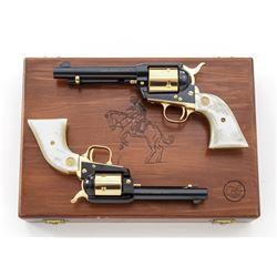 Scarce Cased Pair of Colt Joaquin Murrieta Revolvers