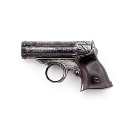 Antique Remington-Elliot ''Zig-Zag'' 6-Shot Revolver