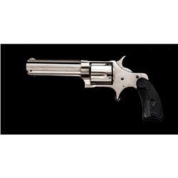 Antique Remington Smoot No. 3 Revolver