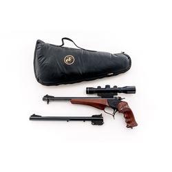 Thompson Center Contender Pistol