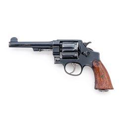 SW Model 1917 Double Action Revolver