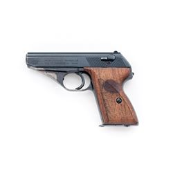 German Military Issued Mauser HSc Semi-Auto Pistol