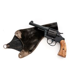 Colt Police Positive Double Action Revolver