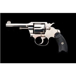 Colt Pocket Positive Double Action Revolver
