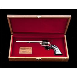 Cased Colt 2nd Amendment Buntline Revolver