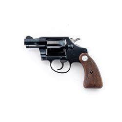 Colt Agent First Issue Double Action Revolver