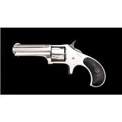 Antique Remington-Smoot No. 3 Revolver
