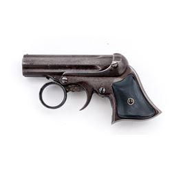 Remington-Elliot Ring Trigger No. 1 Pocket Pistol