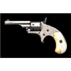 Antique Colt Open-Top Pocket Revolver