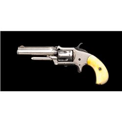 SW No. 1-1/2 2nd Issue Deringer Copy Revolver