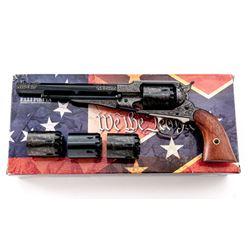 Pietta Eng'd Remington New Model Army Revolver