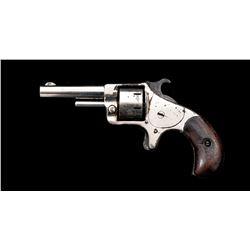 Antique ''Little Giant'' Single Action Revolver