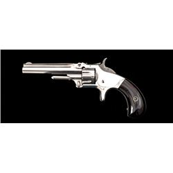 Antique SW Model 1 3rd Issue Revolver