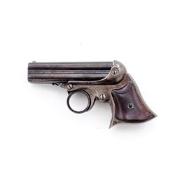 Antique Remington-Elliot No. 2 4-Barrel Derringer