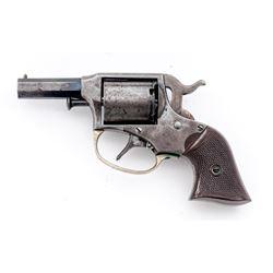 Antique Remington-Rider Pocket Revolver
