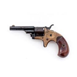 Antique Colt Open-Top Single Action Revolver